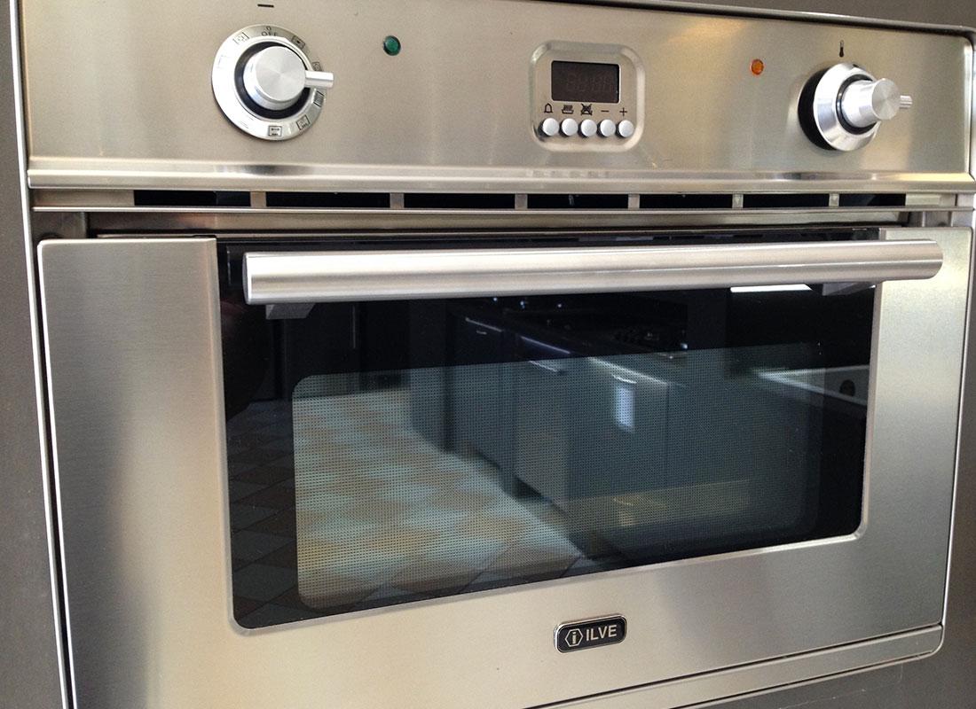 elettrodomestici da incasso a salzano - venezia - Cucina Da Incasso