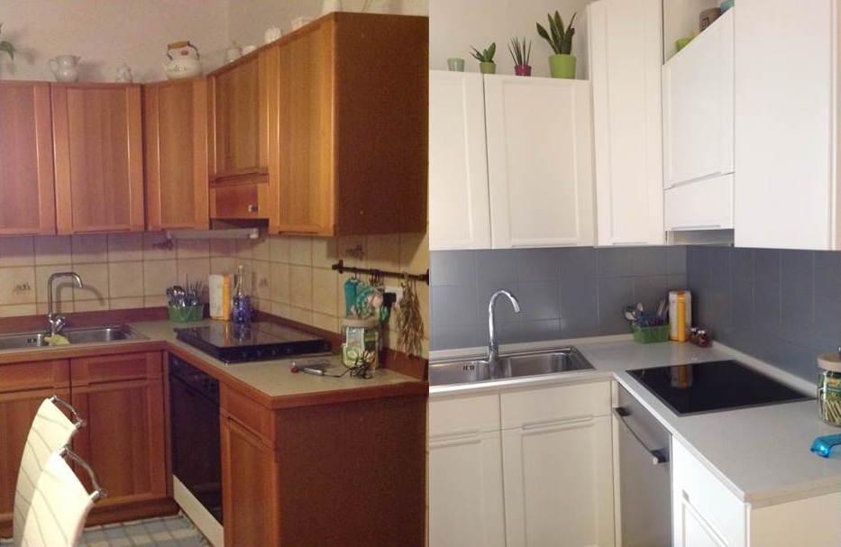Cambiare Colore Ante Cucina – Galleria di immagini per la casa